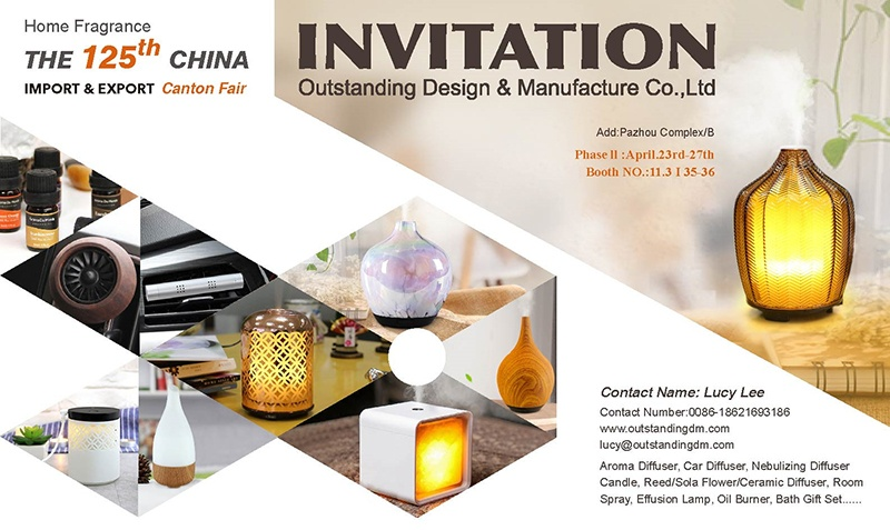 125th Canton Fair Invitation