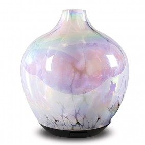 60ml art glass humidifier essential oil aroma diffuser