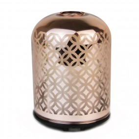60ml rose gold glass aroma diffuser
