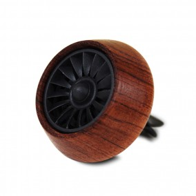 Dark wood car diffuser