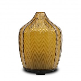 120ml yellow Glass aroma diffuser